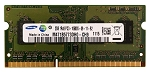Samsung DDR3-1333 SODIMM 2GB Original Notebook Memory