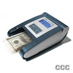 ACCUBANK D580 MULTI- - CURRENCY AUTHENTICATOR, D580