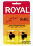 ROYAL 013110 TC100 - 2PK IR40T PUR/RED ROLLER, 13110