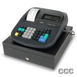ROYAL 120DX REFURBISHED - INK ROLL CASH REGISTER, 120DXRF