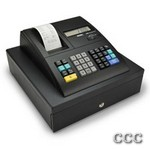 ROYAL 210DX 24 DEPT - THERMAL CASH REGISTER, 210DX