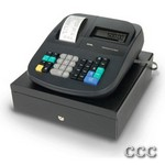 ROYAL 500DX REFURBISHED - INK ROLL CASH REGISTER, 500DXRF