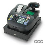 ROYAL A1000ML REFURBISHD - THERMAL CASH REGISTER, A1000MLRF