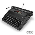 ROYAL EPOCH MANUAL - PORTABLE TYPEWRITER, EPOCH