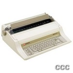 ADLER POWERWRITER REFURB - ELECTRONIC TYPEWRITER, PWRF