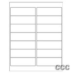 ACE WHITE ADDRESS LABELS - 100 SHEETS 4
