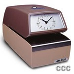 AMANO 4746/3606 AUTO - TIME AND DATE STAMP, 4700