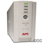 APC BK350 6 OUTLET - BATTERY BACK-UPS CS, BK350