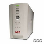 APC BK500 6 OUTLET - BATTERY BACK-UPS CS, BK500