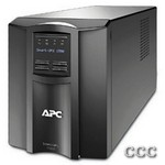 APC SMT1500 8 OUTLET - BATTERY BACK-SMART UPS, SMT1500