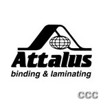 ATTALUS 210250 LAMINATE - 100PK 10MIL LUGGAGE TAG, 210250