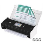 BROTHER ADS1500W - COLOR DUP/WIFI SCANNER, ADS1500W