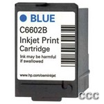 HP ADDMASTER IJ6000 - SD YLD BLUE POS INK, C6602B