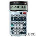 CALC IND 3415 QUALIFIER - PLUS IIIX CALCULATOR, 3415