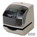 COMPUMATIC MP550 - TIME RECORDER/STAMP, MP550