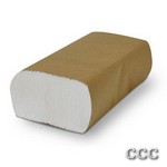 CPC 54000 BLEACHED - MULTI-FOLD PAPER TOWELS, 54000