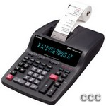 CASIO DR270TM 12 DIGIT - DESKTOP PRINTING CALC, DR270TM