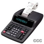 CASIO FR2650TM 12 DIGIT - DESKTOP PRINTING CALC, FR2650TM