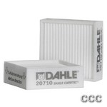 DAHLE 20710 CLEANTEC - FINE DUST AIR FILTER, 20710
