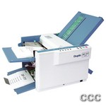 DUPLO DF-777 AUTOMATIC - TABLETOP PAPER FOLDER, DF777