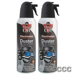 DUST-OFF 152A DISPOSABLE - 2-7OZ ELECTRONICS DUSTER, DPSM2