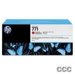 HP DESIGNJET Z6200 - #771A CHROMATIC RED, B6Y16A