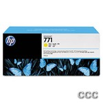HP DESIGNJET Z6200 - #771A SD YELLOW INK, B6Y18A