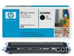 HP COLOR LASERJET 2600N - 124A SD BLACK TONER, Q6000A