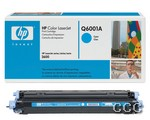 HP COLOR LASERJET 2600N - 124A SD CYAN TONER, Q6001A