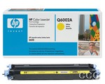 HP COLOR LASERJET 2600N - 124A SD YELLOW TONER, Q6002A