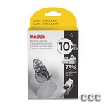 KODAK ESP OFFICE 6150 - #10XL HI BLACK INK, 8237216
