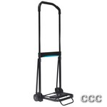 KANTEK LGLC110 110 LB - FOLDING LUGGAGE CART, LGLC110