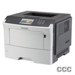 LEXMARK 35S0500 MS610DE - LASER PRINTER,NET,DUP, 35S0500