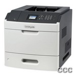 LEXMARK 40G0200 MS811N - LASER NETWORK PRINTER, 40G0200