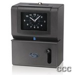 LATHEM 2121 MANUAL CLOCK - DAY,1-12 HOUR/MINUTES, 2121