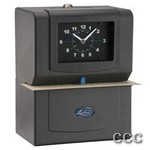 LATHEM 2126 MANUAL CLOCK - DAY/0-23 HOUR/HUNDREDTHS, 2126