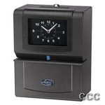 LATHEM 4021 AUTO CLOCK - DAY,1-12 HOUR/MINUTES, 4021