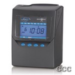 LATHEM 7500E ATOMIC - CALCULATING TIME CLOCK, 7500E