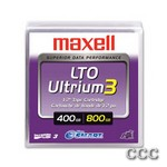 MAXELL LTO ULTRIUM 3 - 400/800GB DATA TAPE, 183900