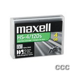 MAXELL 4MM DDS-2 120M - 4/8GB DATA TAPE, 200110