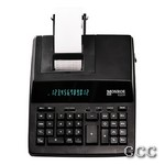 MONROE 6120XB BUSINESS - MEDIUM DUTY BLACK CALC, 6120XB