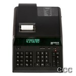 MONROE 8130X BLACK ENTRY - LEVEL HEAVY-DUTY CALC, 8130XB