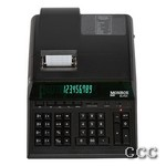 MONROE 8145X 14 DIGIT - HEAVY DUTY BLACK CALC, 8145XB