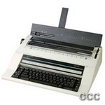 NAKAJIMA AE710 ENGLISH - ELECTRONIC TYPEWRITER, AE710
