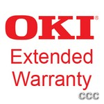 OKIDATA MPS6500B EXTEND - 2 YEAR ONSITE WARRANTY, 38019313