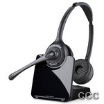 PLANTRONICS BINAURAL - WIRELESS PHONE HEADSET, CS520