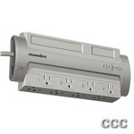 PANAMAX PM8-EX POWERMAX - 8 OUTLET SURGE PROTECTOR, PM8-EX