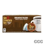 SAN FRANCISCO BAY ONECUP - LQ-36-BREAKFAST BLEND CO, 33014