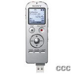SONY ICDUX533 BLACK - RECORDER/USB DIRECT, ICDUX533