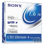SONY LTO ULTRIUM-4 - 800GB/1.6TB DATA TAPE, LTX800G